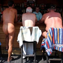 Zo hoort een saunaganger zich te gedragen