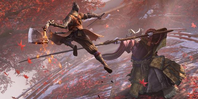 Sekiro: Shadows Die Twice benoemd tot game van het jaar
