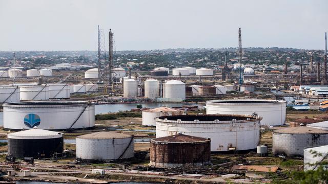 Curaçao zoekt nieuwe uitbater voor tijdelijk stilgelegde raffinaderij