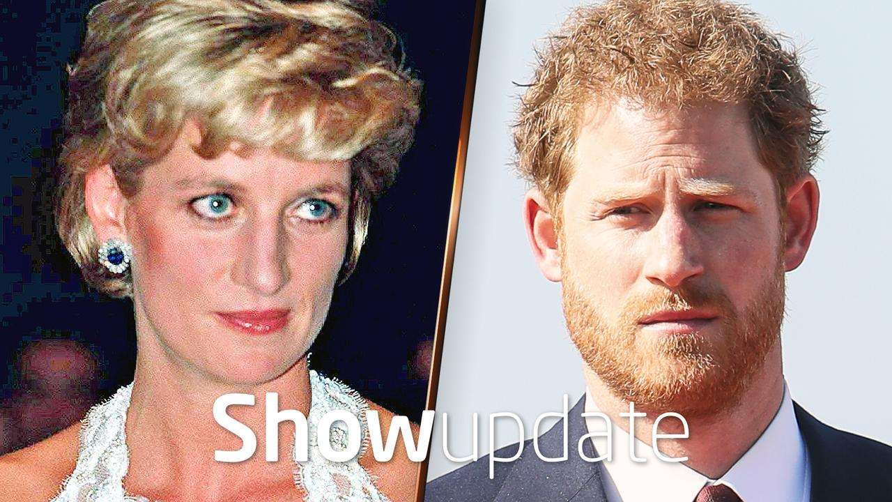 Show Update: Prins Harry in therapie