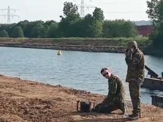 Bom werd halverwege april gevonden bij werkzaamheden