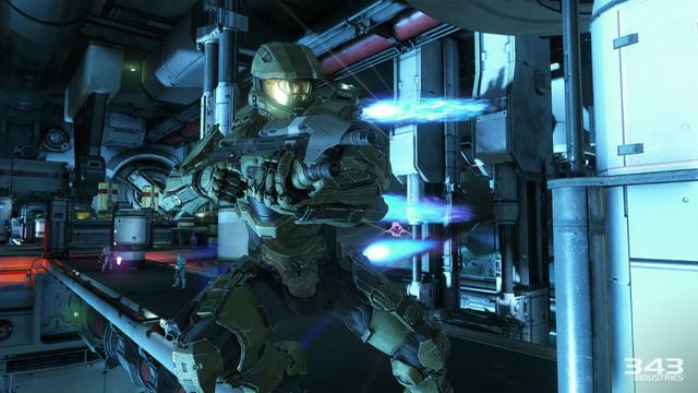 Halo 5 is snelst verkopende exclusieve Xbox One-game tot nu toe