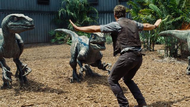 Jurassic World wordt een trilogie