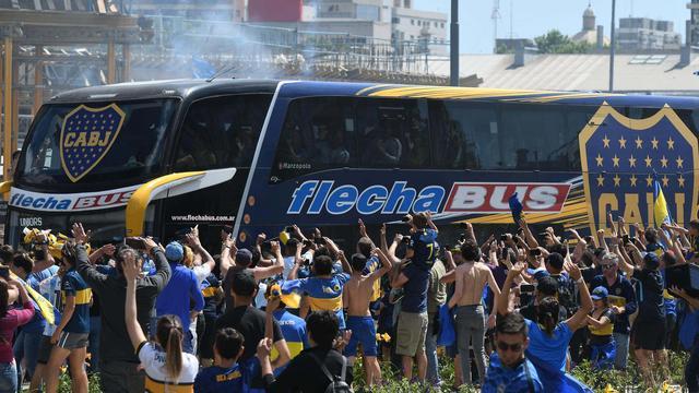 Boca Juniors verliest beroep om reglementaire winst Copa Libertadores
