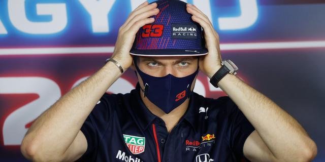 Verstappen boos na vraag over mogelijk nieuwe crash met Hamilton