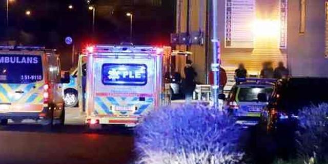 Acht gewonden naar ziekenhuis na schietpartij in Zweden