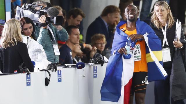 Martina gediskwalificeerd na goud op 200 meter EK, Bonevacia pakt brons