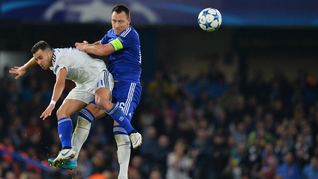 Chelsea-Kiev (2-1)