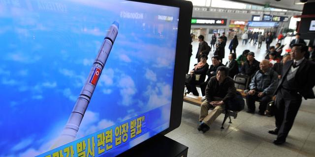 Noord-Korea lanceert voor het eerst sinds 2017 raketten