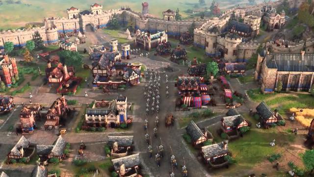 Voor Age of Empires IV grijpt de studio terug op de middeleeuwen.
