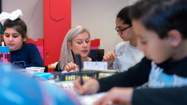 Deze Nederlandse juf behoort tot 'de tien beste leraren ter wereld'
