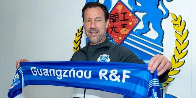 Guangzhou City bevestigt aanstelling Van Gastel als opvolger Van Bronckhorst