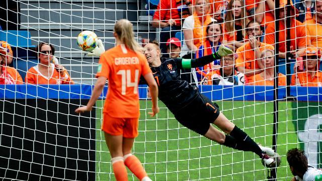 Eerste WK-duel Oranjevrouwen | Berging schip Donau begonnen