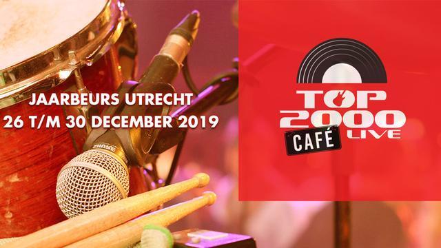 Bezoek het Top 2000 Live Café in Utrecht en ontvang 20 procent korting