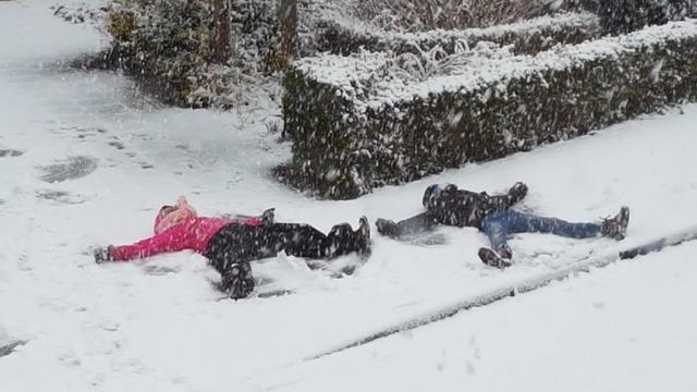 Vrije dag voor veel scholieren vanwege winters weer