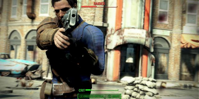 Fallout 4 benoemd tot beste game van het jaar
