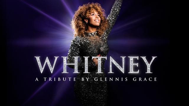 Laatste kans WHITNEY - a tribute by Glennis Grace in Nederland