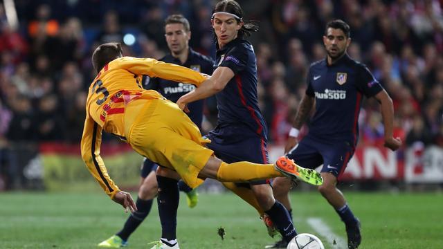 Filipe Luis trots op Atletico na uitschakeling 'best mogelijke team'