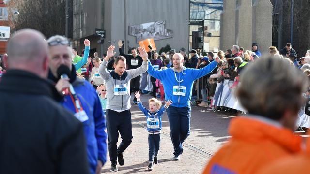 Olympisch atleet Tiidrek Nurme wint '20 van Alphen'