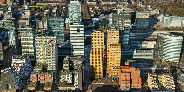 Bouw 'Zuidasdok' in Amsterdam kan doorgaan volgens Raad van State