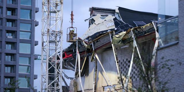 Tweede dode bouwongeval Antwerpen geborgen, zoektocht gaat verder