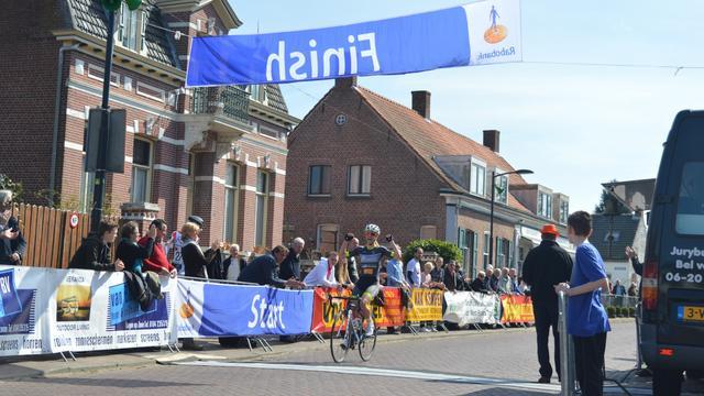 Te Brake wint Ronde van Huijbergen