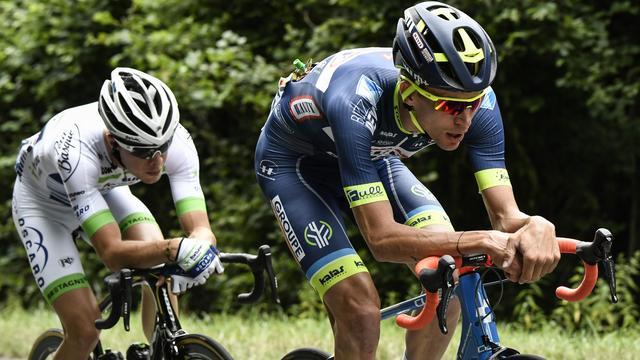 Wanty-renner Offredo boos om gebrek aan aanvalslust in Tourpeloton