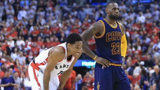 Cavaliers lijden in finale Eastern Conference eerste nederlaag in play-offs