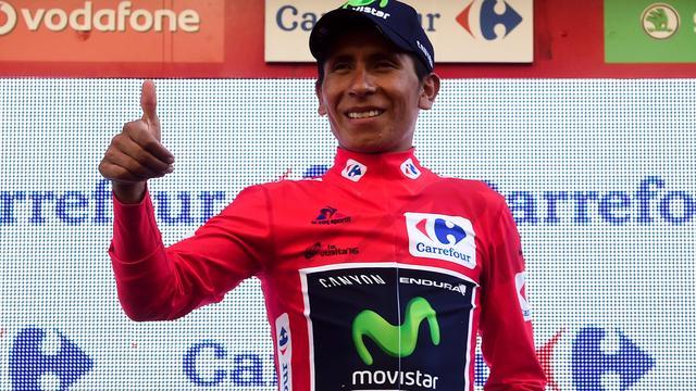 Quintana blijft ondanks tijdwinst op Froome op zijn hoede