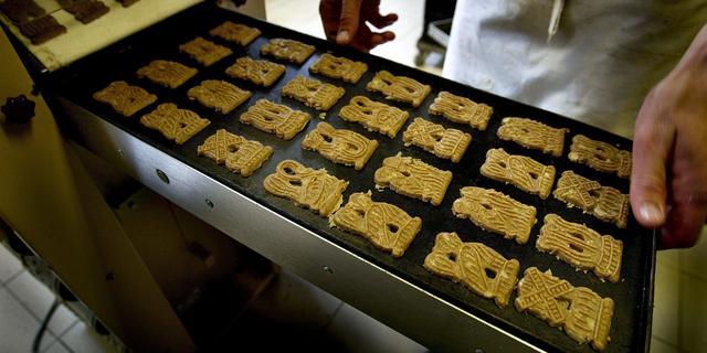 Gelderse bakker maakt grootste speculaaspop van Nederland