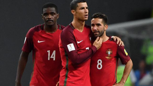 Ronaldo mist troostfinale Confederations Cup vanwege geboorte tweeling