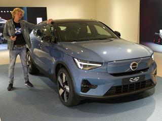 Eerste kennismaking: Volvo C40 Recharge