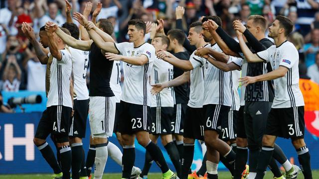 Duitsland maakt indruk met overtuigende zege op Slowakije
