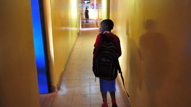 Acht kinderen omgekomen bij brand in kostschool Kenia