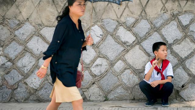 'Een tiende van Noord-Koreanen leeft in moderne slavernij'