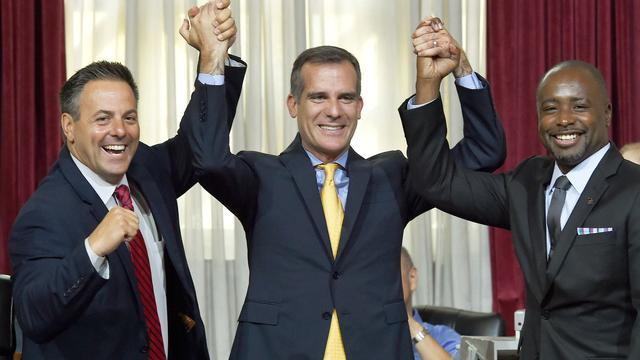 Los Angeles stelt zich officieel kandidaat voor Zomerspelen 2024