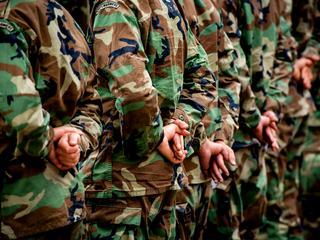 Door gesloten cultuur doen militairen niet snel melding