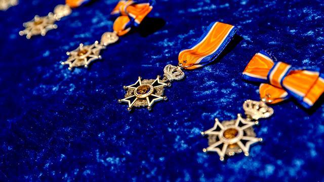 Zestien koninklijke onderscheidingen in gemeente Breda