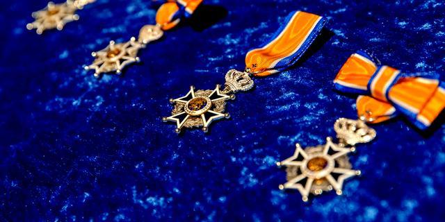 Slechts een koninklijke onderscheiding in gemeente Borsele