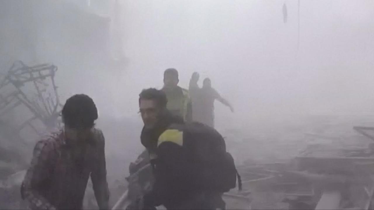 Duizend doden in korte tijd in Oost-Ghouta: Dit is er aan de hand