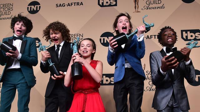 Netflix komt met talkshow over Stranger Things