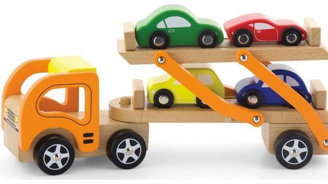 NVWA waarschuwt voor verstikkingsgevaar speelgoedauto New Classic Toys