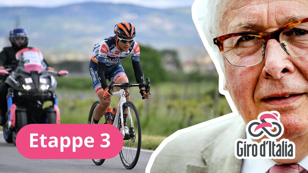 Mart bespreekt de Giro: 'Toch een tumultueus slot'