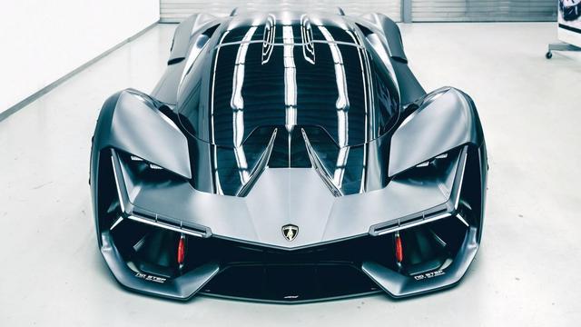 Lamborghini presenteert elektrische toekomstvisie met Terzo Millennio