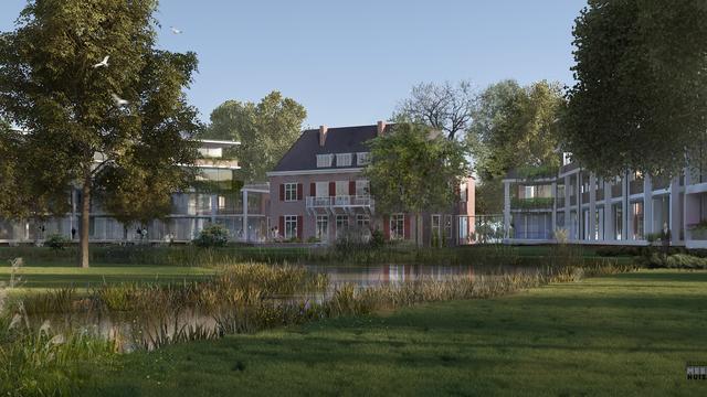 Nieuweroord wordt teruggebouwd als landhuis