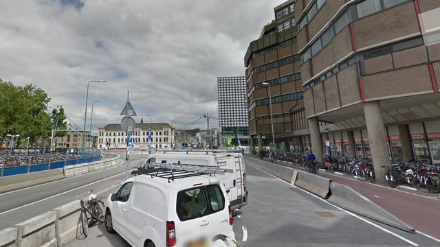 Vier mannen aangehouden in Utrecht Centrum voor bedreiging met vuurwapen
