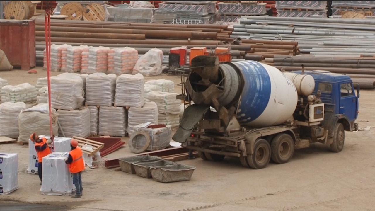 Zorgen over vertraging bij bouw WK-stadion in Samara