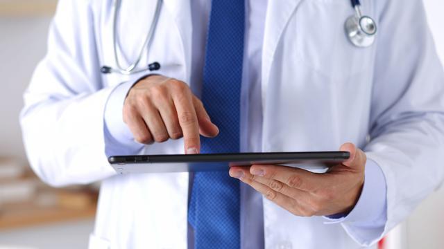 'Patiënten weten onlinediensten van huisarts niet te vinden'