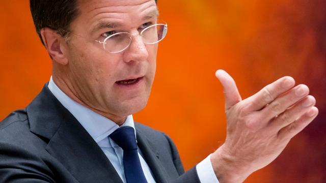 Rutte noemt inreisverbod Trump 'op papier discriminerend'