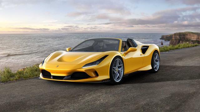 Ferrari presenteert twee nieuwe open sportwagens